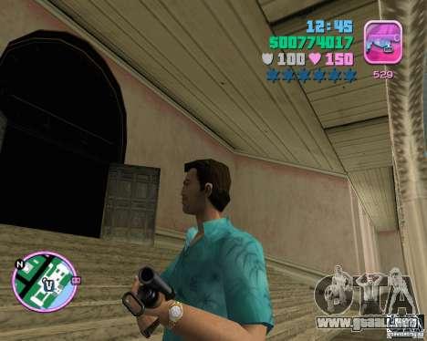 Tommy estándar en HD para GTA Vice City