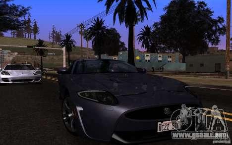 Configurar el ENBSeries para PC débil para GTA San Andreas sucesivamente de pantalla