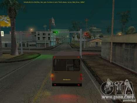 A091 Bogdan IVLM para visión interna GTA San Andreas