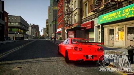 iCEnhancer 2.1 Custom para GTA 4 tercera pantalla