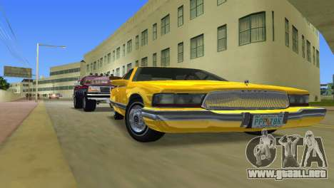 Buick Roadmaster 1994 para GTA Vice City left