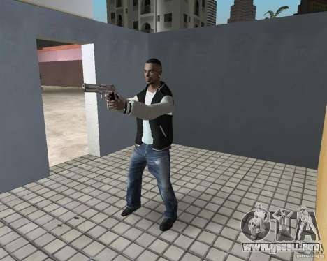 Luis Lopez para GTA Vice City tercera pantalla