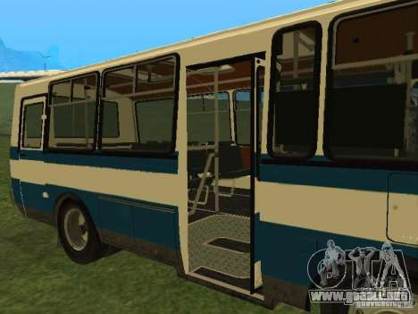 SURCO 32053 para GTA San Andreas vista hacia atrás