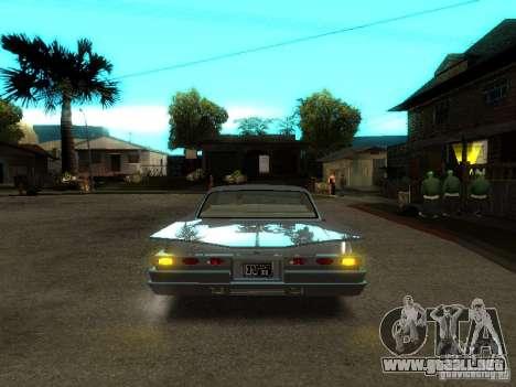 Vudú en GTA IV para visión interna GTA San Andreas