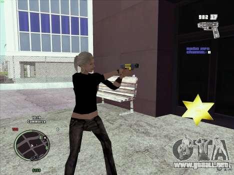 Pack de GTA IV para GTA San Andreas