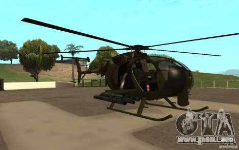 AH 6 para GTA San Andreas left