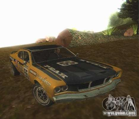 Boxer from FlatOut2 para GTA San Andreas