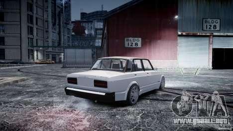 ВАЗ 2107 Drift para GTA 4 left