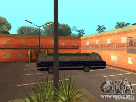 IKARUS 620 para la visión correcta GTA San Andreas