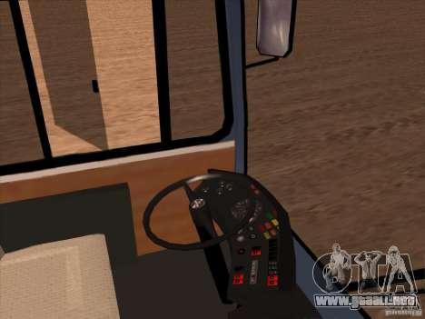 MAN SL200 Exclusive v.1.00 para el motor de GTA San Andreas