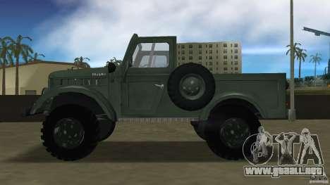 Aro M461 para GTA Vice City left