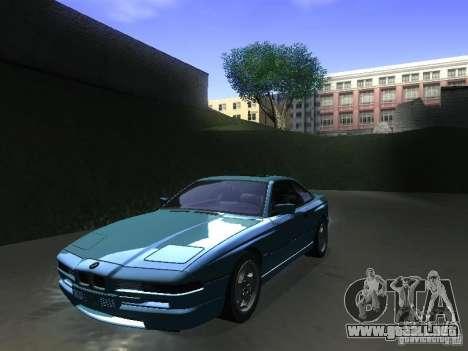 BMW 850CSi 1995 para GTA San Andreas