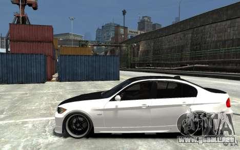 BMW 330i E60 Tuned 2 para GTA 4 left