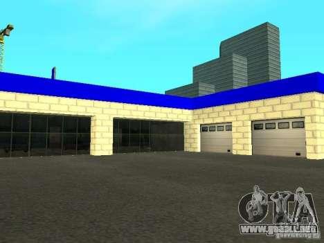 Auto VAZ en San Fierro para GTA San Andreas quinta pantalla