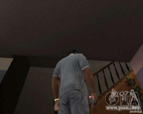 Petardos para GTA San Andreas segunda pantalla