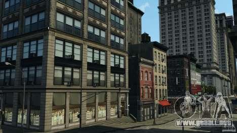 FAKES ENB Realistic 2012 para GTA 4 quinta pantalla