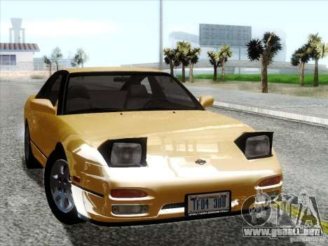Nissan 240SX S13 - Stock para GTA San Andreas