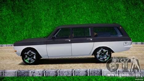 GAZ 24-12 1986-1994 Tuning para GTA 4 left