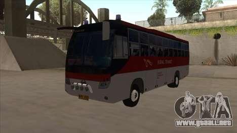 Rural Transit 10206 para GTA San Andreas