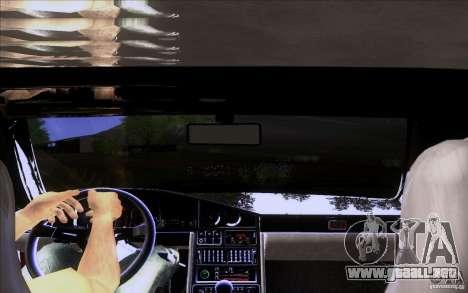 Lancia Delta S4 Stradale (SE038) para la visión correcta GTA San Andreas