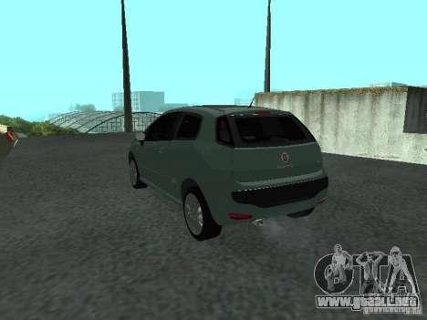Fiat Punto EVO SPORT 2010 para GTA San Andreas left
