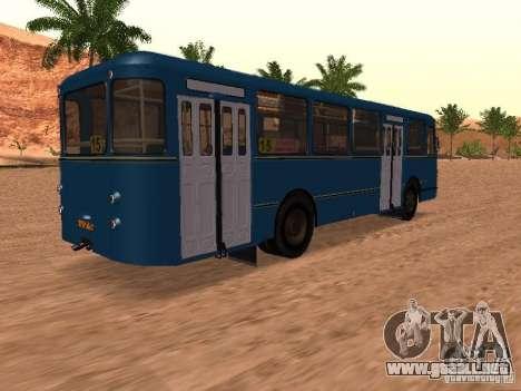 677 LIAZ para las ruedas de GTA San Andreas