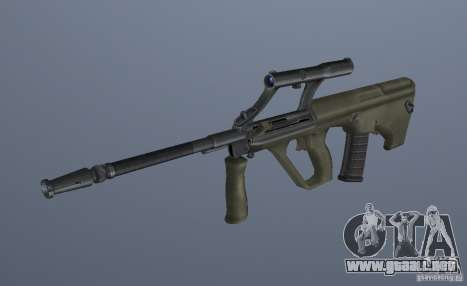 Grims weapon pack3 para GTA San Andreas