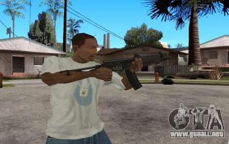 SR3M para GTA San Andreas segunda pantalla