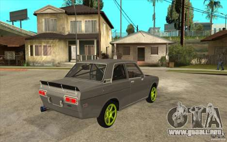 Datsun 510 Drift para la visión correcta GTA San Andreas