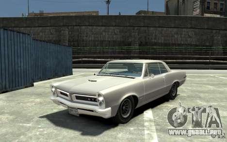 Pontiac GTO v1.1 para GTA 4