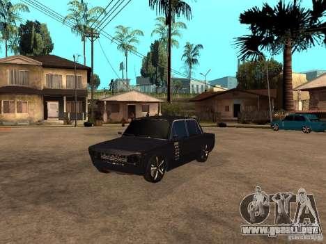 VAZ 2103 sintonía por Narik para GTA San Andreas