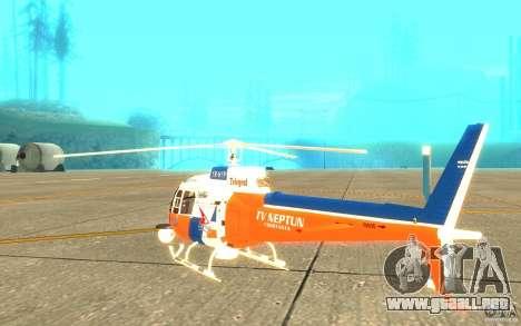 AS-350 TV para la visión correcta GTA San Andreas