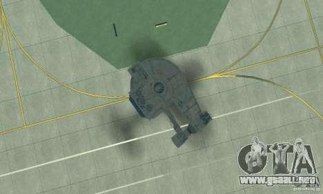 Gaceta YT-2400 para visión interna GTA San Andreas