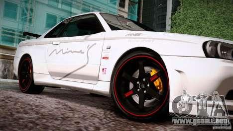 FM3 Wheels Pack para GTA San Andreas tercera pantalla