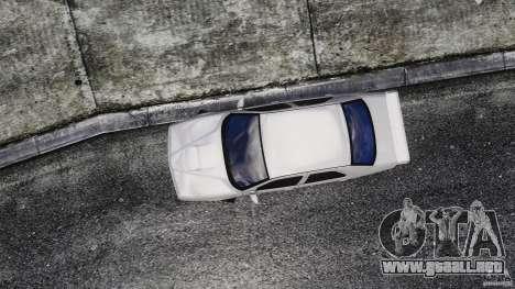 Alfa Romeo 155 Q4 para GTA 4 visión correcta
