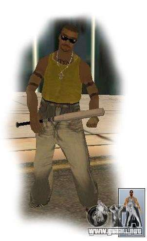 Pandilla de vagos por crimen de calles para GTA San Andreas