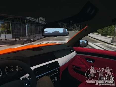 BMW M5 F10 2012 Aige-edit para GTA 4 visión correcta