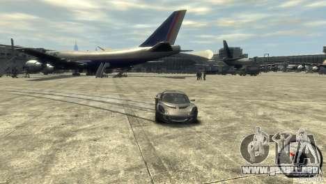 Lotus Elise v2.0 para GTA 4 vista interior