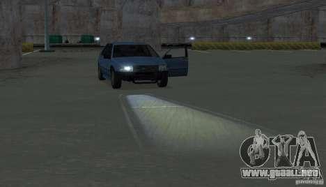Faros halógenos para GTA San Andreas séptima pantalla