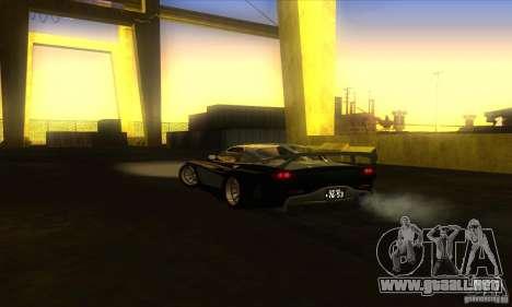 ENB Graphics by KINOman para GTA San Andreas segunda pantalla