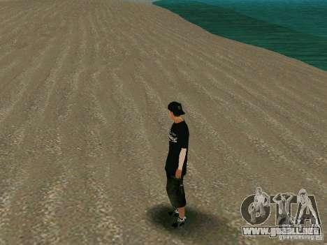 New wmybmx para GTA San Andreas sucesivamente de pantalla