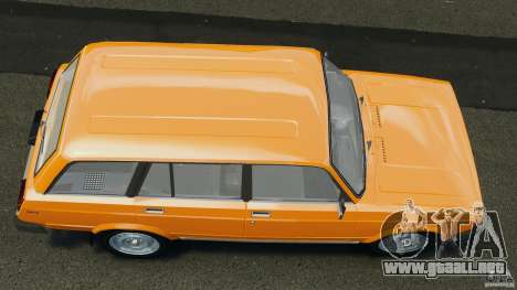Vaz-21043 v1.0 para GTA 4 visión correcta
