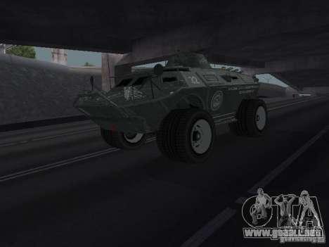 APC de GTA TBoGT IVF para GTA San Andreas