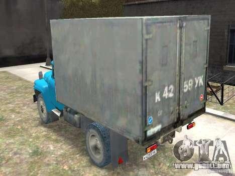 ZIL 130-431410 Final para GTA 4 left