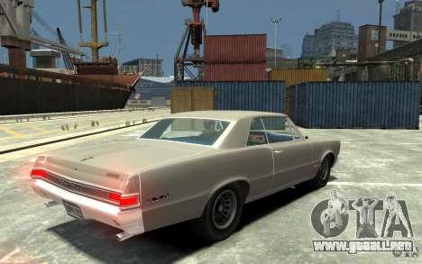 Pontiac GTO v1.1 para GTA 4 visión correcta