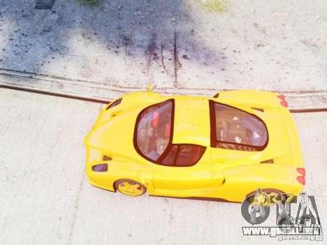 Ferrari Enzo 2002 para GTA 4 visión correcta