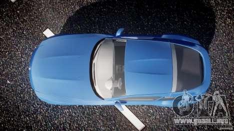 BMW Z4 Coupe v1.0 para GTA 4 visión correcta