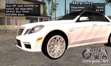 Wheels Pack by EMZone para GTA San Andreas quinta pantalla