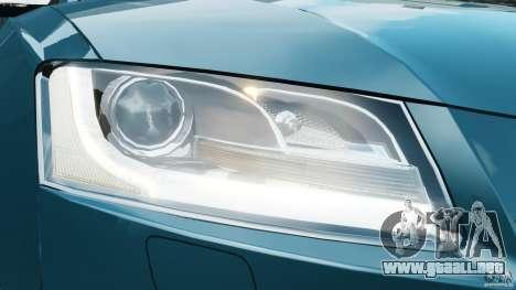 Audi RS5 2011 [EPM] para GTA 4 interior