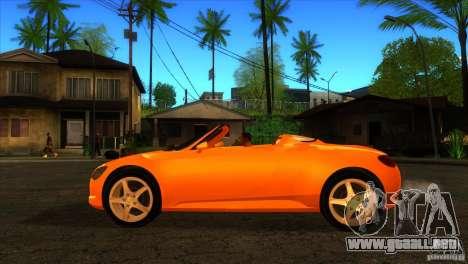 Volkswagen Concept R para GTA San Andreas left